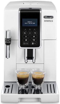 cumpără Automat de cafea DeLonghi ECAM350.35.W Dinamica în Chișinău