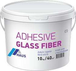 Adeziv tapete fibra de sticla Haus 10 kg