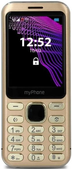 cumpără Telefon mobil myPhone Maestro, Gold în Chișinău