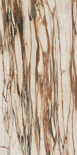 Wanderlust / Calacatta Copper WA 01 PRL - 120 x 278 cm