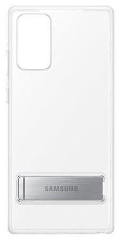 купить Чехол для моб.устройства Samsung EF-JN980 Clear Standing Cover Transparent в Кишинёве