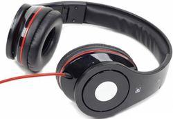 купить Наушники с микрофоном Gembird MHS-DTW-BK, Black в Кишинёве