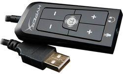 cumpără Accesoriu pentru aparat mobil HyperX HXS-HSDG1 Spare USB 7.1 Audio Dongle în Chișinău