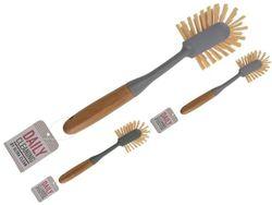 Щетка для уборки Daily 28X7cm, бамбуковая ручка