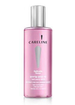 Loțiune hidratantă pentru ten uscat și sensibil, fără alcool Careline 260 ml
