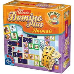 Joc de masă Domino plus animale, cod 41218