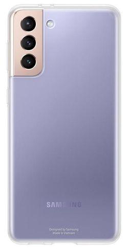 cumpără Husă pentru smartphone Samsung EF-QG996 Clear Cover Transparency în Chișinău