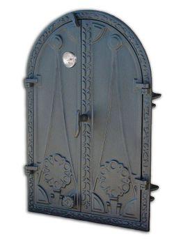 Ușa din fonta DW13Т