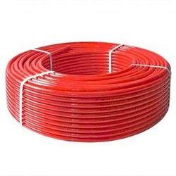 Изолированная красная труба Pex-Al 16x2