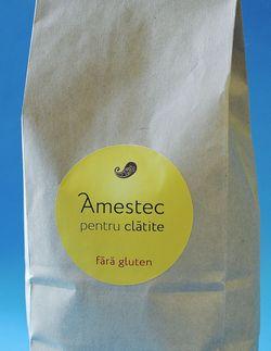 Amestec fără gluten №2, pentru clătite (1000 г)