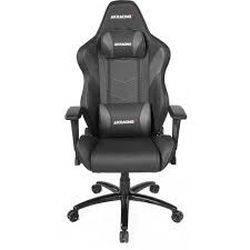 Игровое кресло AKRacing Core LX Plus AK-LXPLUS-BK Black,
