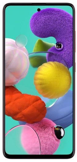 купить Смартфон Samsung A515/64 Galaxy A51 Red в Кишинёве