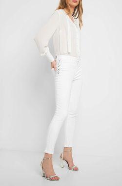 Pantaloni ORSAY Alb 359166 orsay