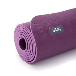 Коврик для йоги  Bodhi ECOPRO DIAMOND VIOLET -6мм