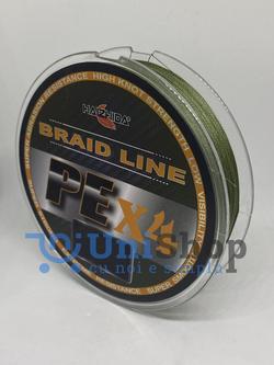 Шнур BRAID LINE X4 OR 150м 0,14мм