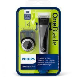 Триммер для усов и бороды Philips OneBlade Pro QP6520/20