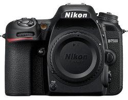 купить Фотоаппарат зеркальный Nikon D7500 body в Кишинёве
