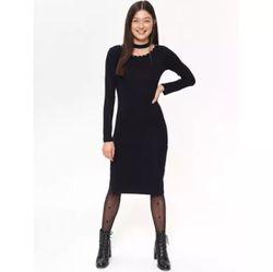 Платье TOP SECRET Чёрный tsu0739