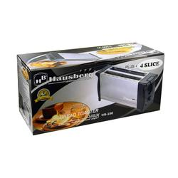 Prajitor de pâine Hausberg HB-180