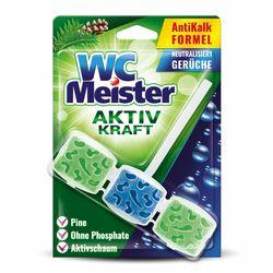 Блок туалетный WC Meister аромат Лес