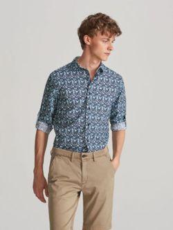 Рубашка RESERVED Принт