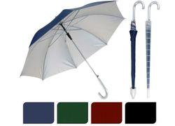 Зонт-трость D110cm, 2-х сторонний