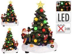 Сувенир рождественский LED