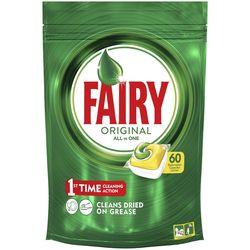 cumpără Detergent mașina de spălat vase Fairy 7568/7772/4213 Original All In One 60 Cap în Chișinău