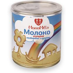 Mama Milla™ Lapte integral condensat cu zahar 8,5% gras.