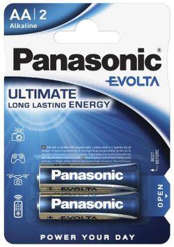 купить Батарейка Panasonic LR6EGE/2BP blister в Кишинёве