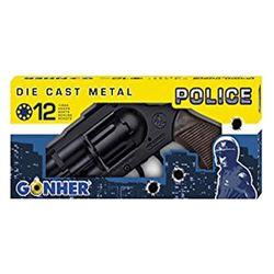 Полицейский револьвер (12 зарядный), код 44066