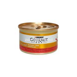 Gourmet Gold cu vita si tomate 85 gr