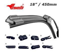 Автомобильный стеклоочиститель INWELLS 9 ADAPT  18 460mm