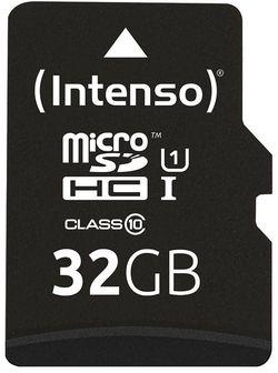 Сard de memorie Intenso MicroSD 32 GB UHS-I Premium