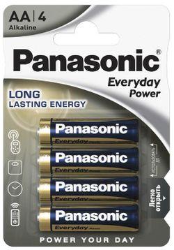 купить Батарейка Panasonic LR6REE/4BR blister в Кишинёве