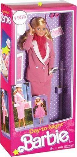 Кукла Барби в сменном наряде для работы и вечеринки коллекционная, код FJH73