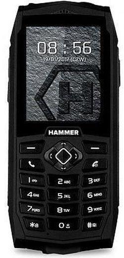 cumpără Telefon mobil myPhone Hammer 3, Black în Chișinău
