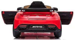 Электромобиль Chipolino Mercedes Benz GTR AMG (ELKMBGTR03R) Red