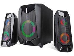 купить Колонки мультимедийные для ПК Tracer Speakers 2.1 Hi-Cube RGB Flow BLUETOOTH в Кишинёве