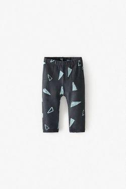 Pantaloni ZARA Gri inchis 6224/503/807