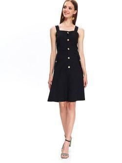 Платье TOP SECRET Чёрный ssu2870