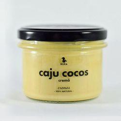 Крем-паста из кешью и кокоса Nuka, 200 мл