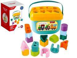 Constructor-sorter Baby's first blocks