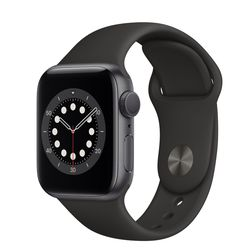 Apple Watch Series 6 GPS, 40mm Space Gray
