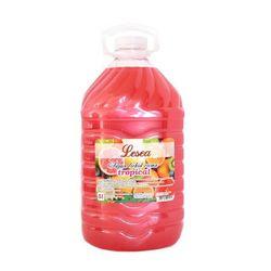 Sapun lichid Lesea, 5 litri, Tropical