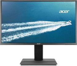 """купить Монитор LED 32"""" Acer B326HK ZeroFrame Black/Silver (UM.JB6EE.B01) в Кишинёве"""