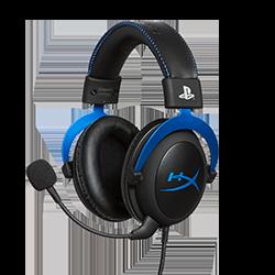 HYPERX CLOUD PS4 (HX-HSCLS-BL/EM)