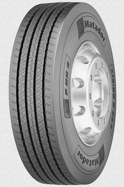 315/80 R 22.5 F HR-4 Matador Continental Rubber