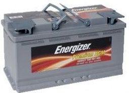 12V 105 Ah Energizer AGM (прав)