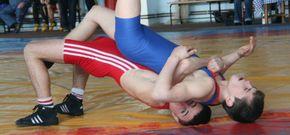 Детская и юношеская спортивная школа олимпийского резерва  (Kлассическая борьба)